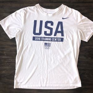 USA Nike Dri-Fit Tee 🇺🇸
